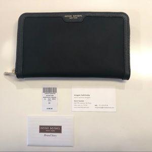 Henri Bendel Jetsetter portfolio travel wallet